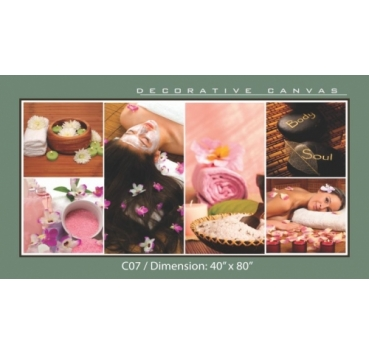 Decorative Canvas - C07