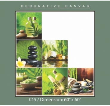 Decorative Canvas - C15