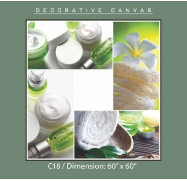 Decorative Canvas - C18