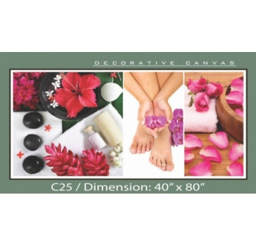 Decorative Canvas - C25