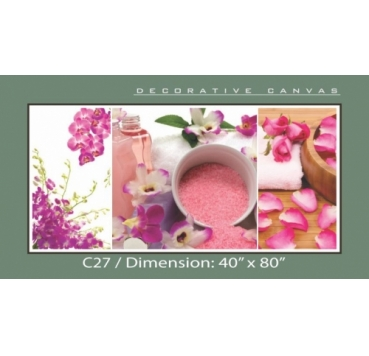 Decorative Canvas - C27