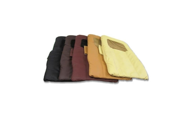 SA-XO BACKREST LEATHER WITHOUT PILLOW