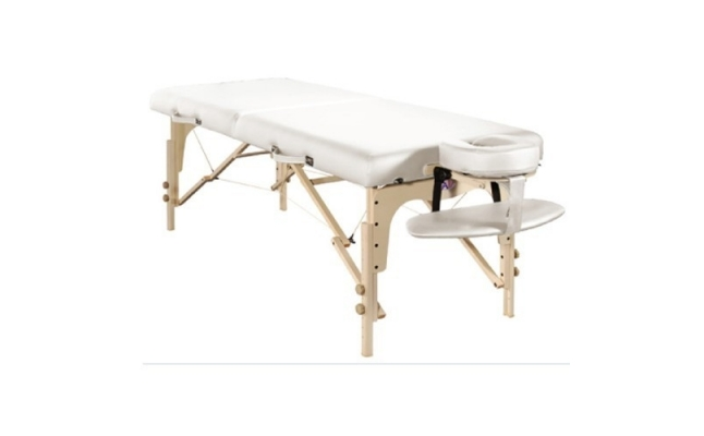 JA- DELUXE  MASSAGE TABLE