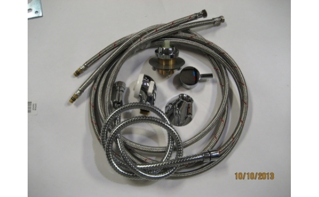 LC- 2 IN 1 FAUCET SET