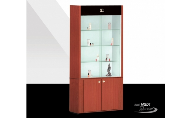 GLASS DISPLAY - MGD1