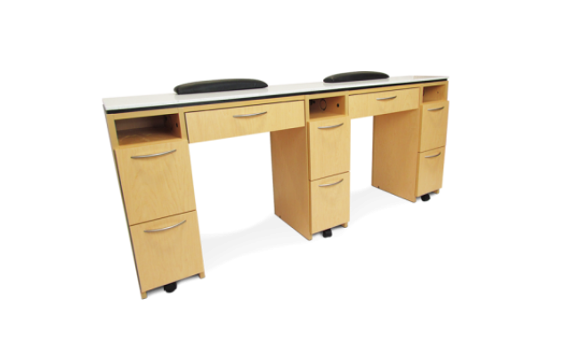SA-NAILISM DOUBLE TABLE