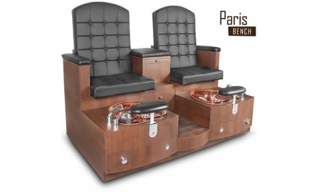 GU-PARIS DOUBLE BENCH