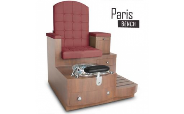 GU-PARIS SINGLE BENCH