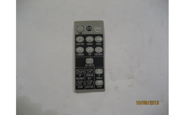 SPAZI REMOTE STICKER