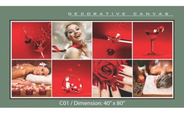 Decorative Canvas - C01
