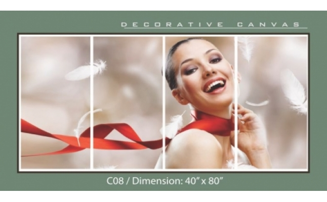 Decorative Canvas - C08