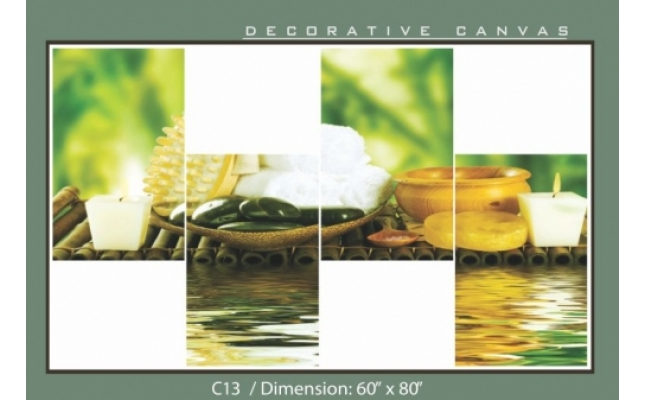 Decorative Canvas - C13