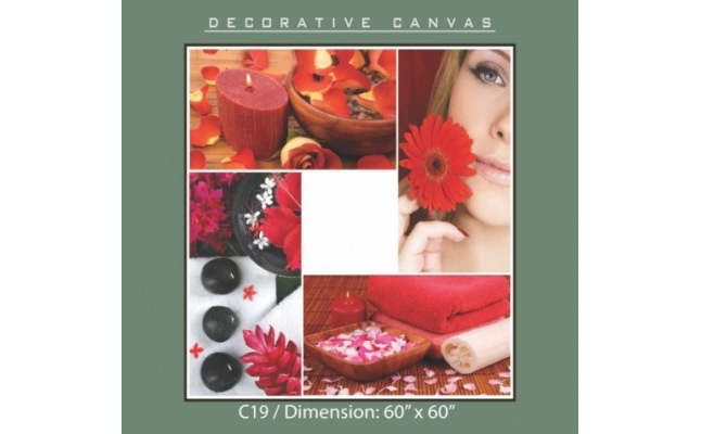 Decorative Canvas - C19