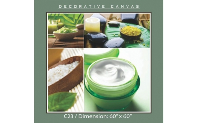 Decorative Canvas - C23