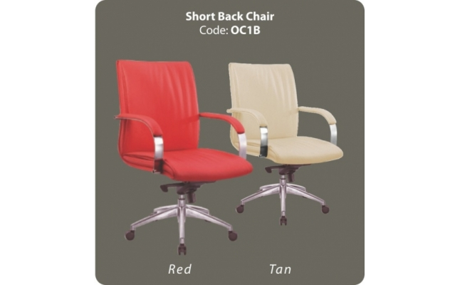 SHORT BACK CHAIRS- OC1B