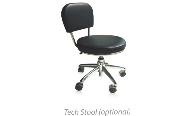 Tech Stool (Optional)