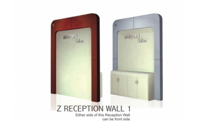 RECEPTION WALL